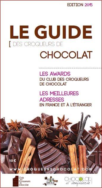 Guide 2015 du Club des croqueurs de chocolat