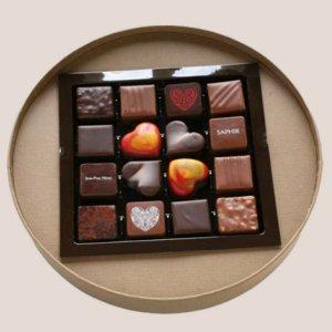 Assortiment de chocolat Jean-Paul Hévin