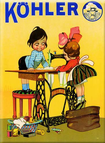 Publicité Kohler