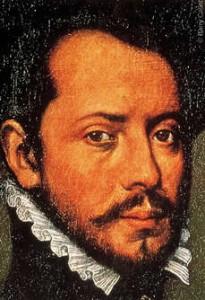 Hernan Cortes débarque chez les Aztèques